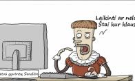 Jei Hamletas gyventų šiandien...