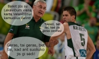 Kodėl Lietuvos krepšininkai taip dažnai klysta?