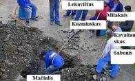 Lietuvos rinktinė 2015
