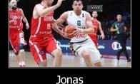 Jonas: Global Offensive