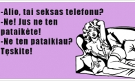 Seksas telefonu