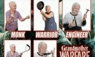 Močiutės sugebėjimai