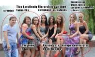 Moteriško kolektyvo struktūra