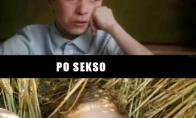 Vyrai prieš ir po sekso