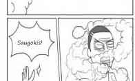 Pats absurdiškiausias komiksas pasaulyje