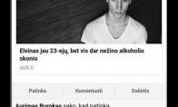 Eksperto nuomonė apie alkoholį