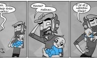 Kai vaikas - stiliaus elementas