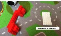 Kaip šiuolaikiniai vaikai įsivaizduoja daiktus