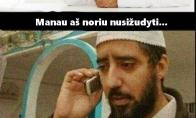 Islamietiška savižudžių linija