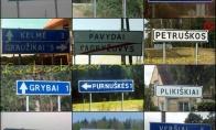 Juokingiausios Lietuvos gyvenvietės