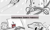 Pasivažinėjimai žiemą