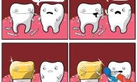 Kodėl genda dantys?