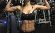 Sportiški merginų kūnai [19 FOTO]