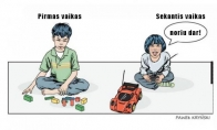 Dažniausia tėvų klaida
