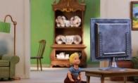 Televizijos žala vaikams