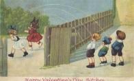 Sveikinimas su meilė diena