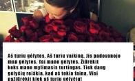 Merginos po Valentino dienos