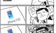 Naujas iPhone dizainas