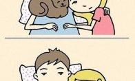 Katės irgi turi jausmus