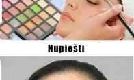Keista grožio procedūra