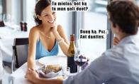 Ką galima duoti pasikėlusiai merginai?