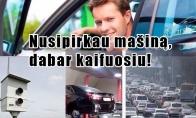 Automobilio kaifas