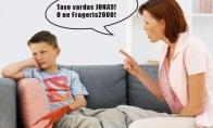 Kaip auklėti dabartinius vaikus