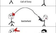 3 panašiai skirtingi žaidimai