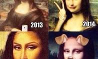 Nuotraukų evoliucija