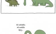 Absurdiškiausia dinozaurų baimė