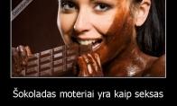 Šokolado malonumai