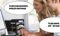 Ką privalo mokėti programuotojas