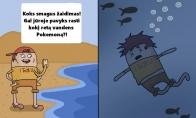 Pokemonų pasekmės