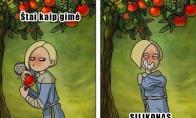Kaip gimė silikoniniai papai