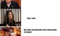 Kodėl merginos deda foto į Instagramą
