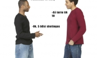 Kaip reikia skolintis iš draugų