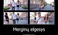 Merginos santykiuose
