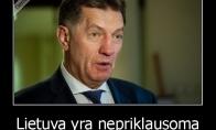 Apie Lietuvos nepriklausomybę