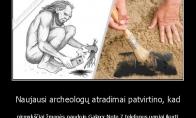 Naujausias archeologų atradimas