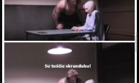 Kaip iškvosti močiutę?