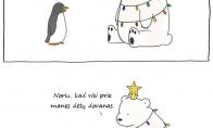 Kalėdinės gudrybės