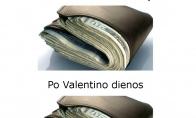 Valentino diena