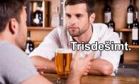 Alkoholio žala... O gal nauda?