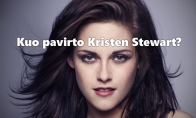 Kuo pavirto garsioji Kristen Stewart?