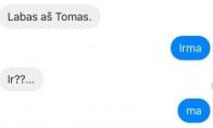 Nesupratingas Tomas