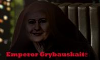 Emperor Grybauskaitė