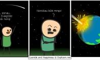 Krintanti žvaigždė