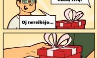 Geriausia dovana draugeliui