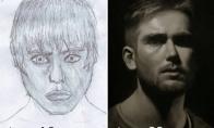 Kaip per metus pasikeitė žmonių sugebėjimai piešti?