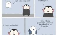 Kaip tapti kietu vampyru